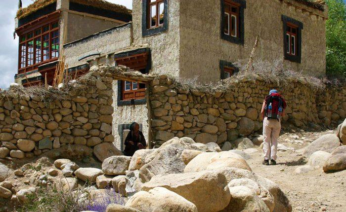 baby trek sham leh trekking holidays in india