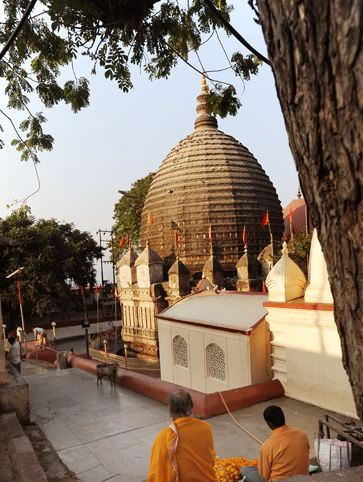 Exotic Brahmaputra North East Motorcycling Holidays In India famous temple in guwahati