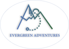 Evergreen Adventures Logo